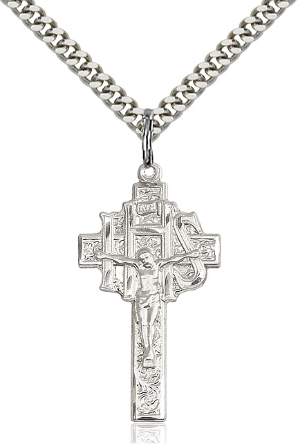Crucifix-IHS Pendant