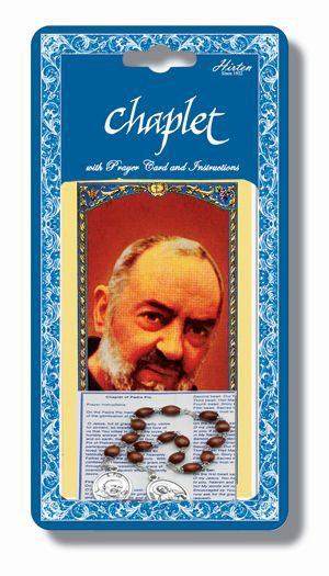 Chaplet of Pio
