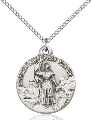 St. Joan of Arc Pendant