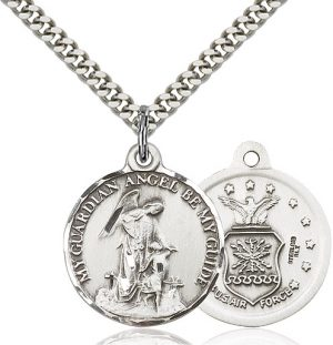 Guardain Angel / Air Force Pendant