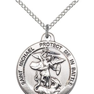 St. Michael the Archangel Pendant