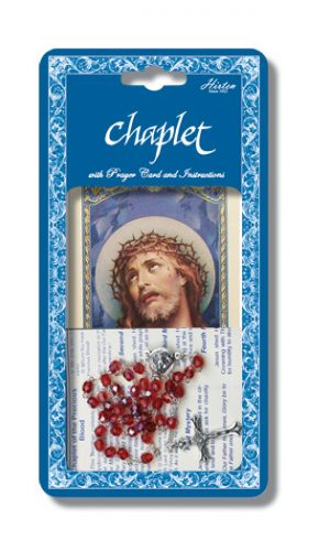 Chaplet of Precious Blood