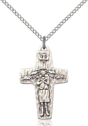 Papal Crucifix Pendant