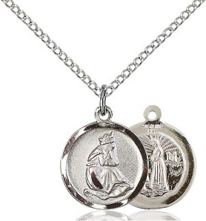 O/L of La Salette Pendant