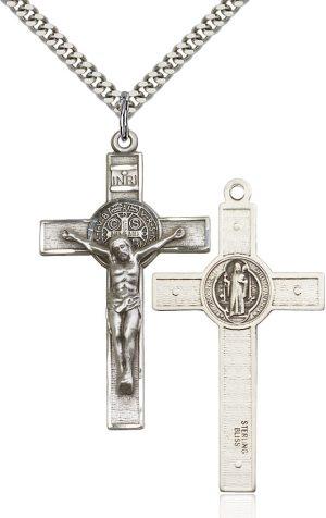St. Benedict Crucifix Pendant