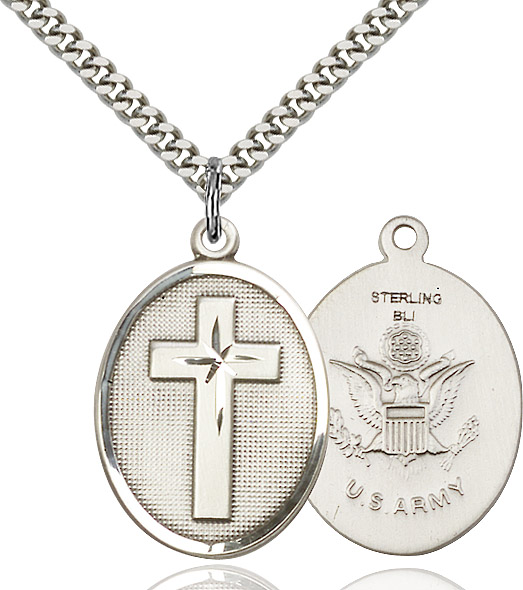 Cross / Army Pendant