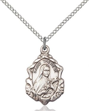 St. Therese of Lisieux Pendant