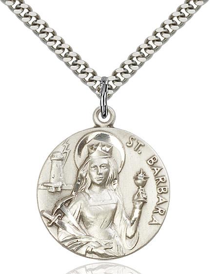 St. Barbara Pendant
