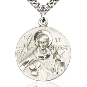St. Bernard of Monjoux Pendant