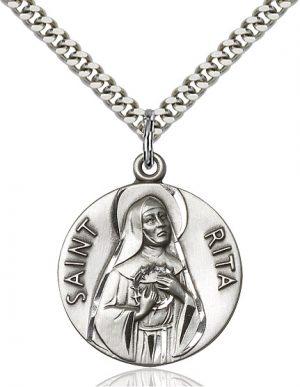 St. Rita of Cascia Pendant