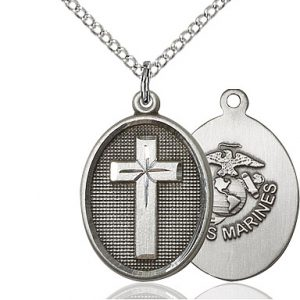Cross / Marines Pendant