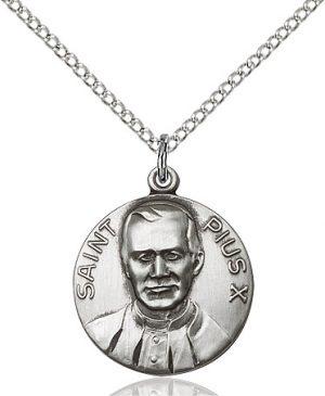 Pope Pius X Pendant