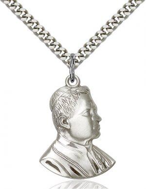 Saint Pius X Pendant