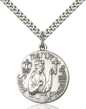 St. Thomas More Pendant