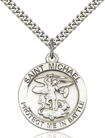 St. Michael Pendant