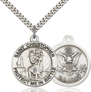 St. Christopher Pendant