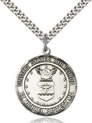 AIR FORCE/ST. MICHAEL Pendant