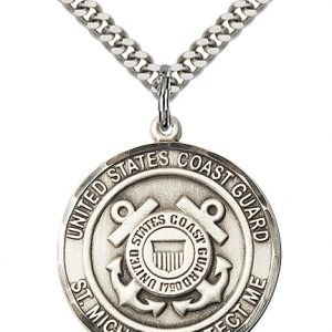 COAST GUARD/ST. MICHAEL Pendant