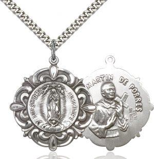 O/L of Guadalupe / Martin de Porre