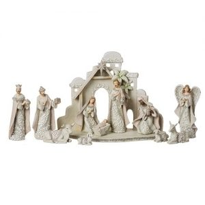 "12PC ST 5""NATIVITY/STABLE/ANML"