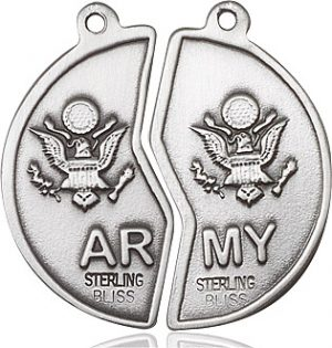 Miz Pah Coin Set / Army Pendant