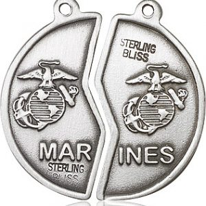 Miz Pah Coin Set / Marines Pendant