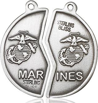 Miz Pah Coin Set / Marines Pendant
