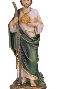 "St. Jude 5"" - Statue"