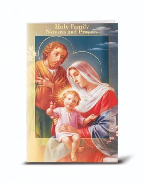 Novena Booklet of the Holy Family