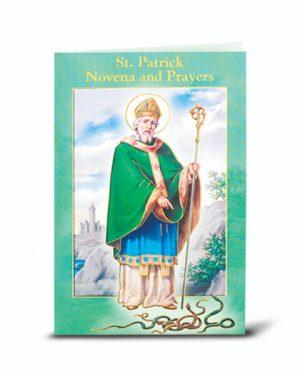 Novena Booklet of the Patrick