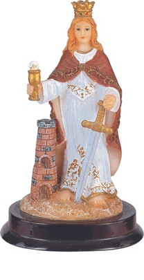 "St. Barbara 5"" - Statue"
