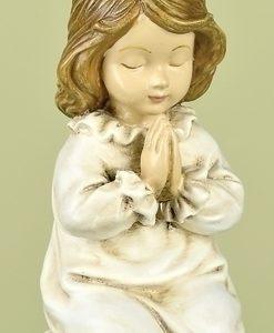 "4"" PRAYING CHILD ORNAMENT"