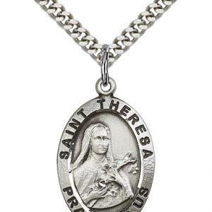 St. Theresa Pendant