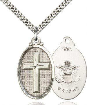 Cross / Army Pendant