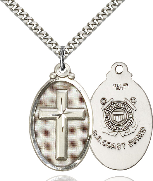 Cross / Coast Guard Pendant