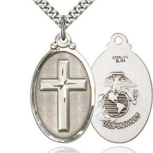 Cross / Marines Pendant