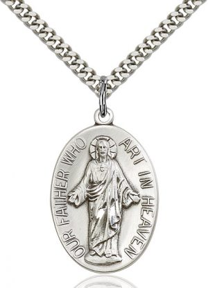 Our Father Pendant