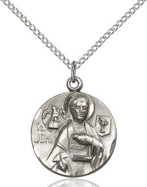 St. John the Evangelist Pendant