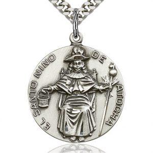 St. Niño de Atocha Pendant