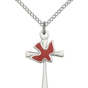 Cross / Holy Spirit Pendant
