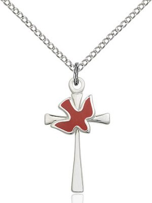 Cross / Holy Spirit Pendant