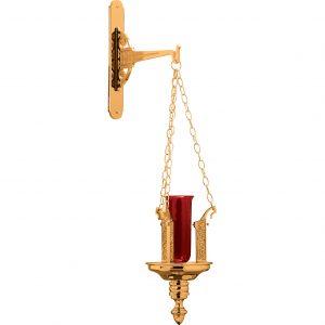 Hanging Sanctuary Lamp w/Bracket