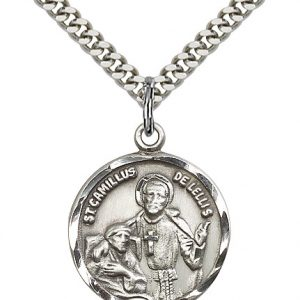 St. Camillus of Lellis Pendant