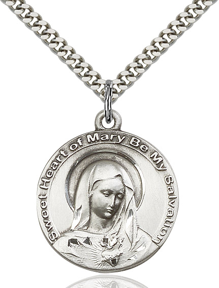 Mary Pendant