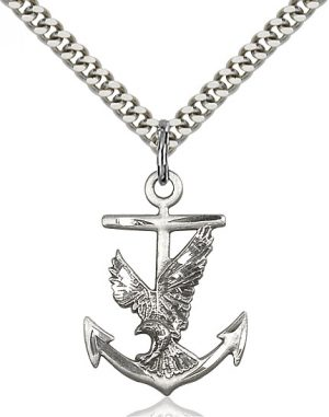 Anchor / Eagle Pendant