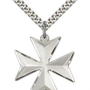 Maltese Cross Pendant