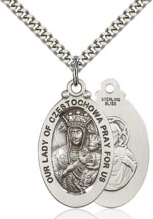 O/L of Czestochowa Pendant