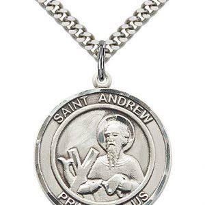 St. Andrew the Apostle Pendant