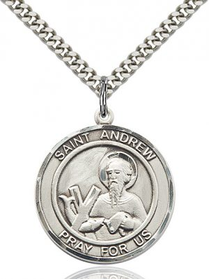 St. Andrew the Apostle Pendant