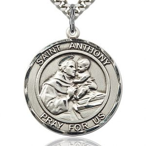 St. Anthony of Padua Pendant
